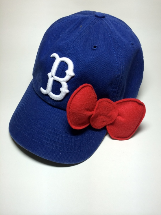 hello kitty dodgers hat